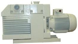 Reparatur Vakuumpumpe Leybold Trivac D 40B