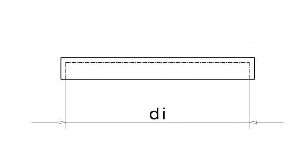 Schutzdeckel DN 20/25 KF Polyethylene