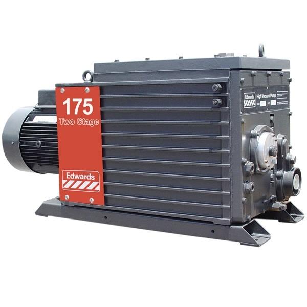 Reparatur Vakuumpumpe Edwards E2 M175