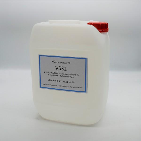 Vakuumpumpenöl VS32, Kanister 5 Liter