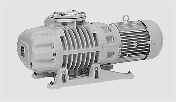 Wälzkolbenvakuumpumpe Leybold WS 251, gebraucht / überholt. 1 Jahr Garantie gemäß unseren AGB.