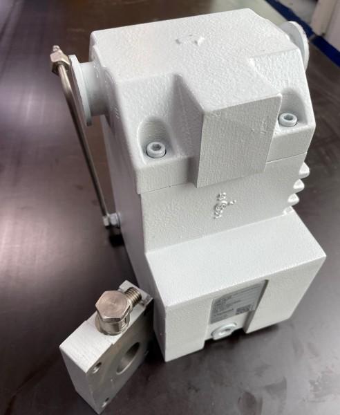 Auspufffilter AR 16-25 für Trivac D16 - D25B, gebraucht