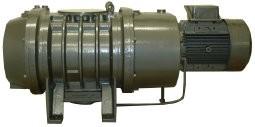 Reparatur Wälzkolbenvakuumpumpe Edwards EH 2600
