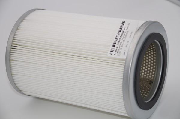 Luftfiltereinsatz Polyester für Leybold F200-300