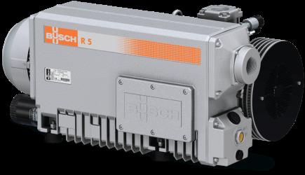 Reparatur einer Busch Vakuumpumpe R5 RA 250/302 C/D