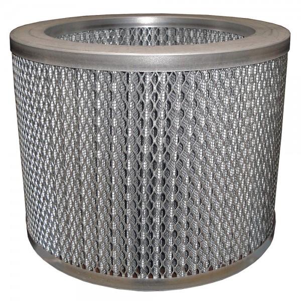Luftfiltereinsatz Polyester für Busch FIL 0630 alt. Busch 0532121865