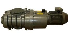 Reparatur Wälzkolbenvakuumpumpe Edwards EH 500