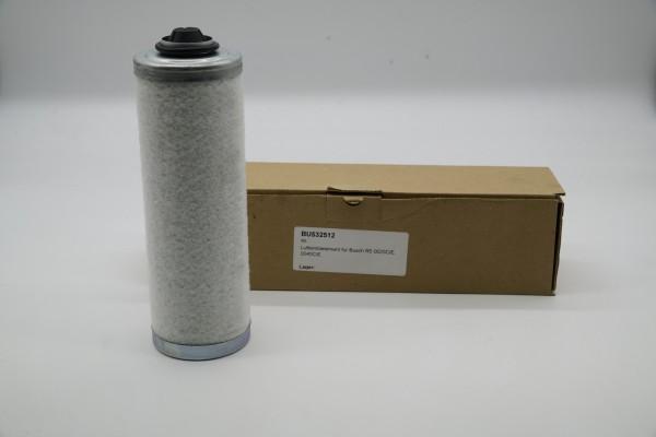 Luftentölelement für Busch R5 0025C/E, 0040C/E,
