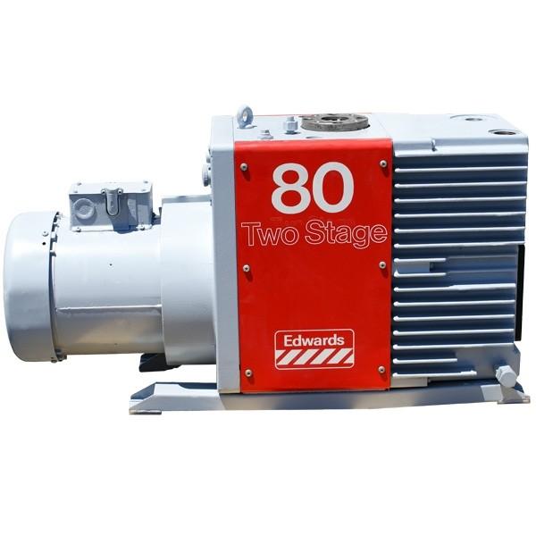 Reparatur Edwards Vakuumpumpe E1M80